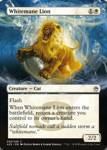 Image for Whitemane Lion