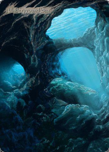 Alter for Underground Sea by Titartwork