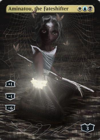 Image for Aminatou, the Fateshifter
