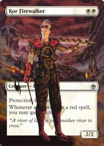 Image for Kor Firewalker