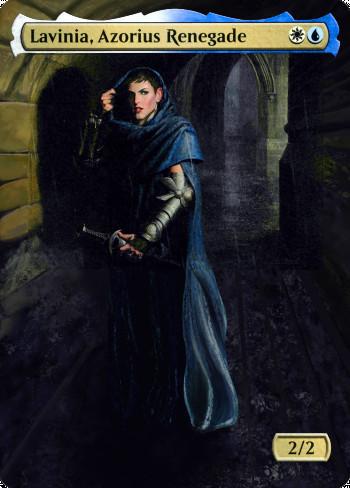 Image for Lavinia, Azorius Renegade