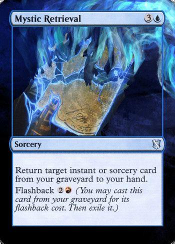 Image for Mystic Retrieval