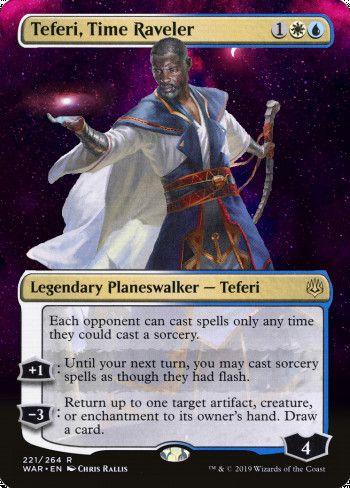 Image for Teferi, Time Raveler