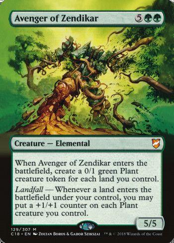 Image for Avenger of Zendikar