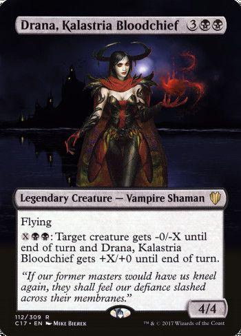 Image for Drana, Kalastria Bloodchief