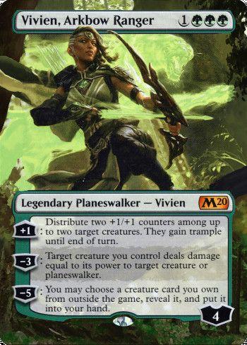 Image for Vivien, Arkbow Ranger